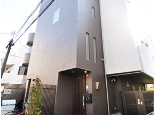 【駅近・築浅・高速インターネット無料】中野新橋駅徒歩2分のデザイナーズマンション
